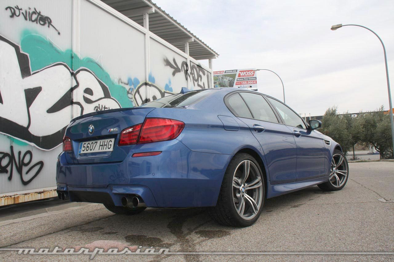 Foto de BMW M5 (Prueba) (19/136)