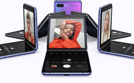 Galaxy Z Flip Future Purple