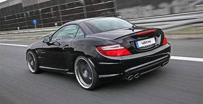 Mercedes-Benz SLK preparado por Väth