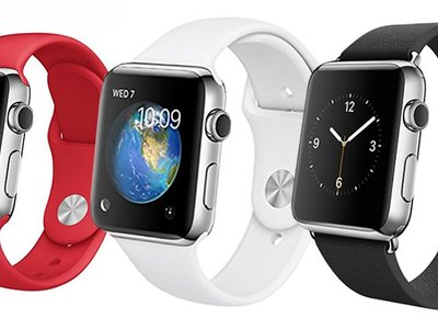 El Apple Watch de primera generación en 38 mm y acero, rebajado en Amazon a 299 euros.