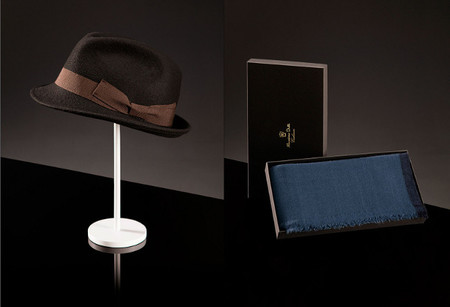 sombrero y bufanda massimo dutti