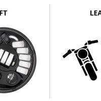 Los faros de moto adaptativos cada vez más cerca, ahora con un kit plug-and-play para Victory
