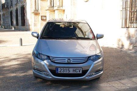 Honda Insight, prueba (conducción y dinámica)