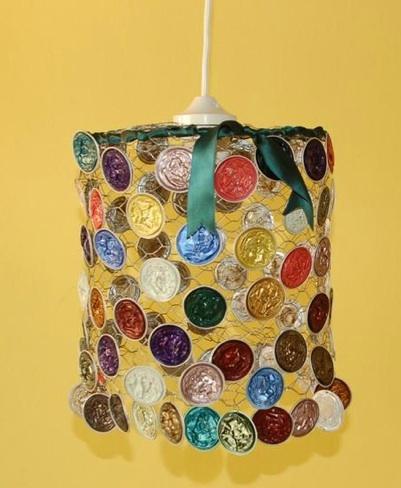 Foto de Creatividad y sostenibilidad ecológica en la colección de lámparas de Ecocentriche (4/6)