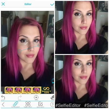 Selfie Editor