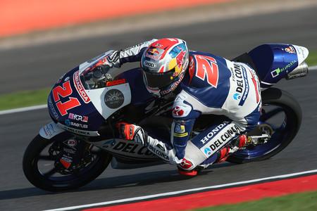 Fabio di Giannantonio expone su condición de local en Misano y es el más rápido de Moto3 el viernes