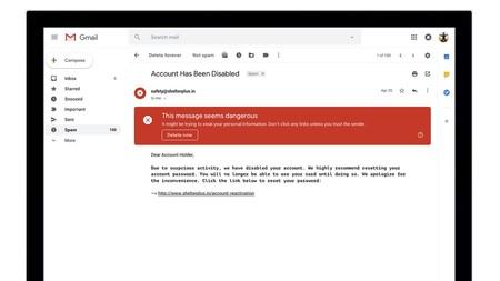 Alerta de Gmail