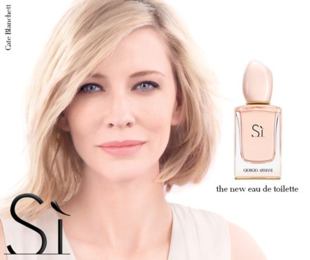 Cate Blanchett Eau Si 2
