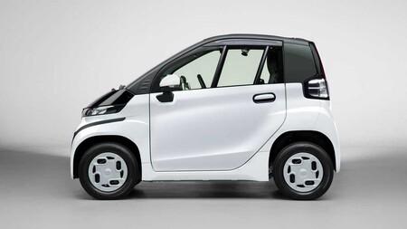 Toyota Cpod Electrico 4