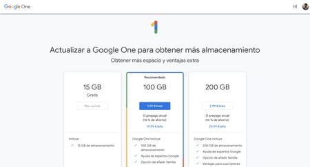 Planes Google One