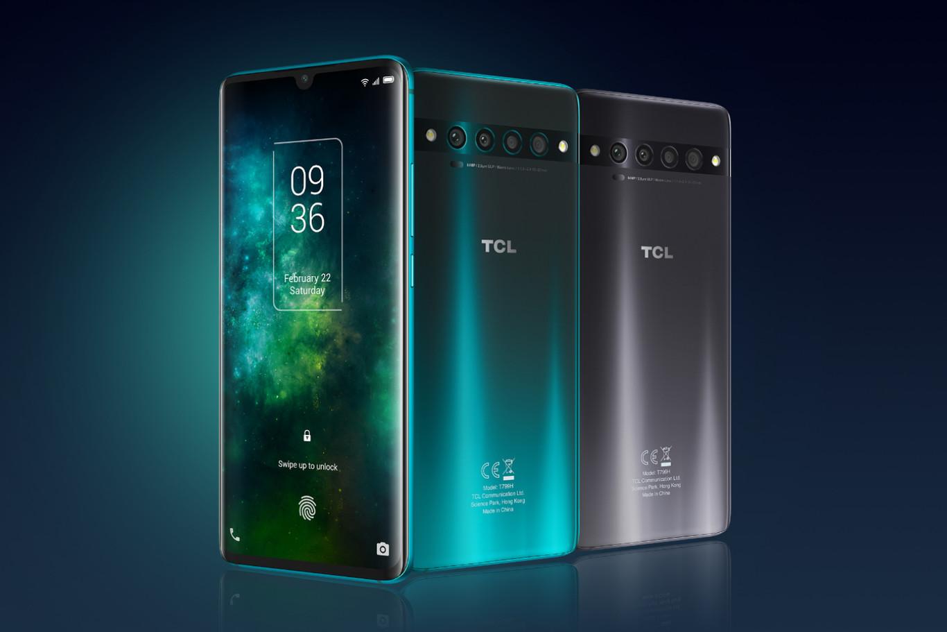 Nuevo TCL 10 L, TCL 10 Pro y TCL 10 5G, características, precio y ficha técnica