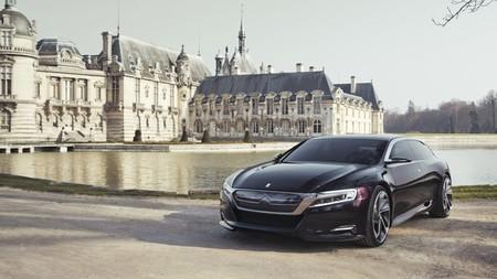 Citroën DS9 Concept, primeras fotos oficiales... con vídeo