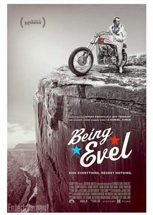 Being Evel, la vida de Evel Knievel llevada al cine