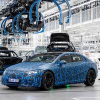 La ofensiva eléctrica de Mercedes-Benz: EQA listo para el 20 de enero, y media docena de coches más hasta 2022