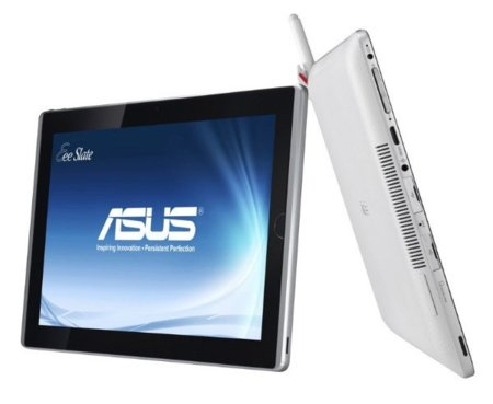 Asus Eee Slate EP121 con panel IPS