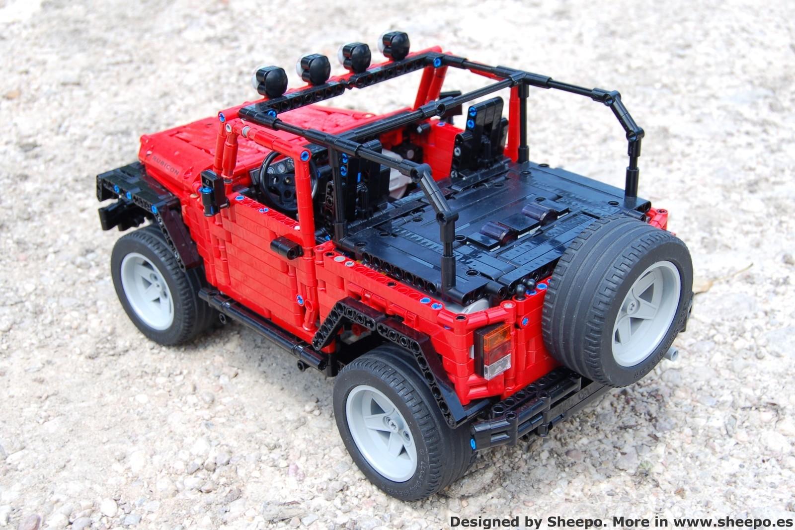 Foto de Diseños de Sheepo en Lego (35/37)