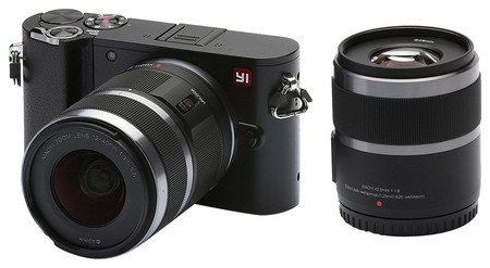 Yi M1, la cámara sin espejo de Xiaomi, por 256,29 euros y envío gratis desde España