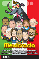 Mexicracia: la vida política en México en un juego de iOS