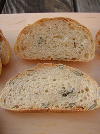 pan con alvaravea