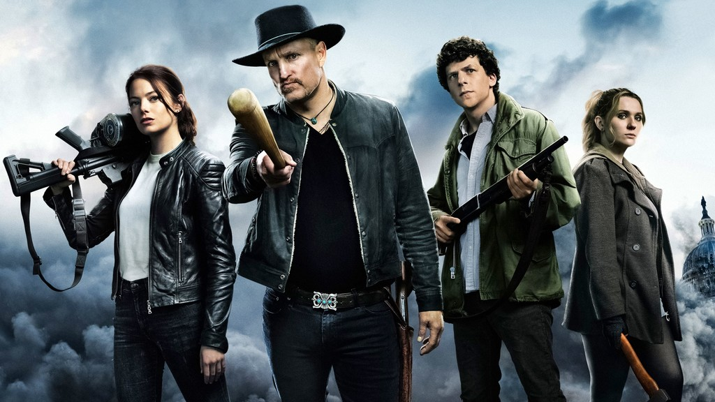 Actors Zombieland Kills Finishes off