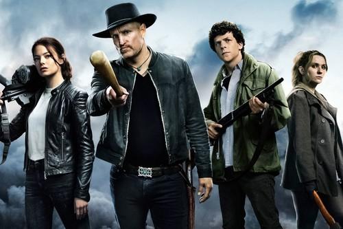 'Zombieland: Mata y remata': una tronchante secuela sin nada que envidiar a su predecesora