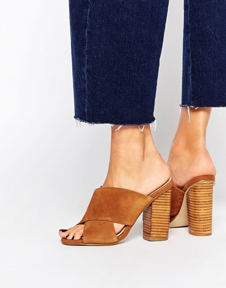 New Look Mules