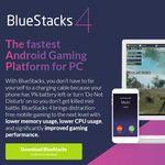 BlueStacks 4, la nueva versión del famoso emulador de Android, ya está disponible para su descarga