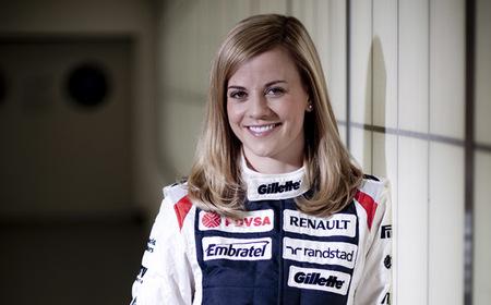 Susie Wolff, nuevo piloto de desarrollo de Williams