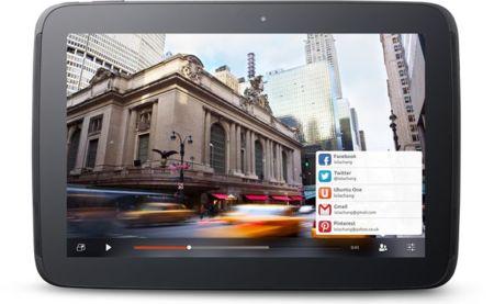 Ubuntu on tablets - escritorio