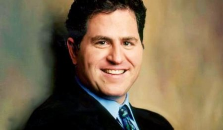 Michael Dell está encantado con Windows 8 y decepcionado con Android