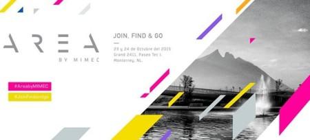 AREA by MIMEC llegará en octubre para impulsar la industria creativa de Monterrey