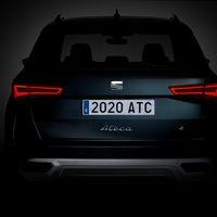 El facelift del SEAT Ateca se dejará ver el 15 de junio, podría llevar algún grado de electrificación