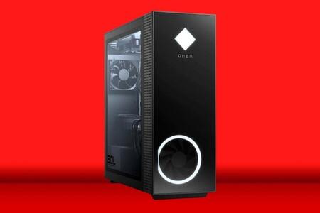 El HP OMEN GT13 es un potente ordenador gaming con Ryzen 5600X y gráfica RTX 3060 de 12 GB a 1.099 euros en Amazon, su mínimo