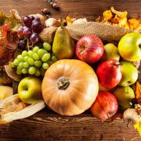 Las frutas de temporada en otoño y recetas para consumirlas