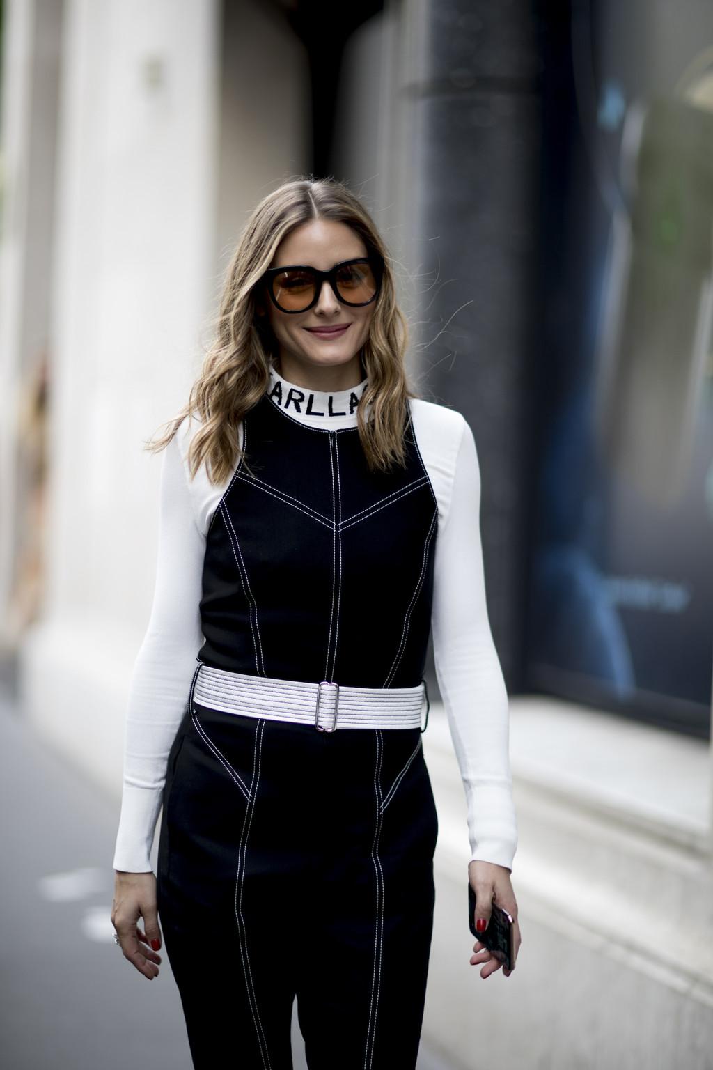 08f32206caf9 Olivia Palermo enamora con su último look en Paris (pese a que no podamos  copiarlo