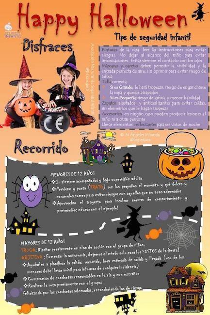 Seguridad Infantil En Halloween 3