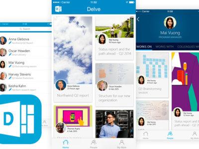 Office Delve, la nueva app de Microsoft para visualizar documentos de un equipo de trabajo