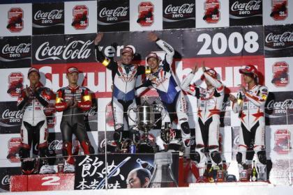 Carlos Checa y Riyuichi Kiyonari ganan las 8 horas de Suzuka