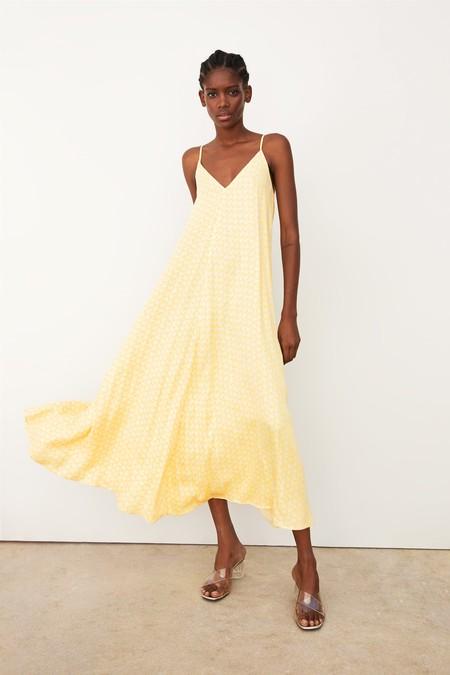Zara Vestido Verano 2019 10