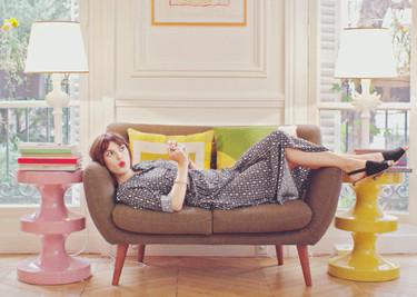 Jeanne Damas protagoniza la última short story de & Other stories