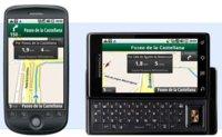 Presentación de Google Maps Navigation en España, síguela en twitter