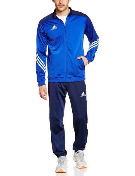 3de573bca26c El chándal Adidas sereno 14 puede ser tuyo por 27,97 euros gracias a  Amazon. Envío gratis