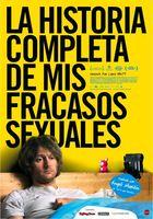 'La historia completa de mis fracasos sexuales', póster y trailer