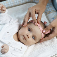 ¿Tu bebé es cabezón? Podría ser más inteligente y tener más éxito en el futuro