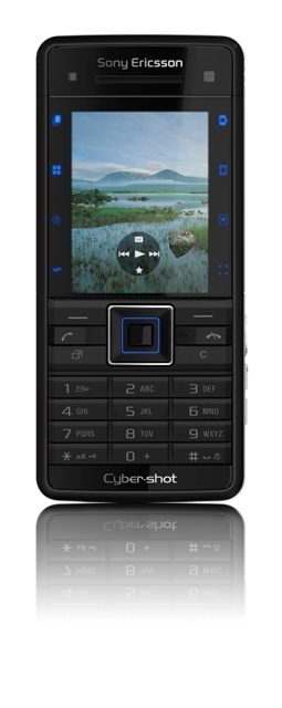 Sony Ericsson C902, Cyber-shot de 5 MP para Movistar