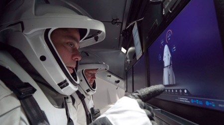 Spacex Crew Dragon Simulador Gratis 3