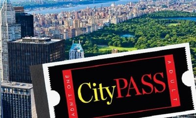 City Pass, pase con descuentos en diferentes destinos de los Estados Unidos