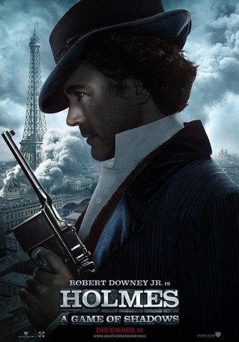'Sherlock Holmes: Juego de sombras', tráiler definitivo y más carteles
