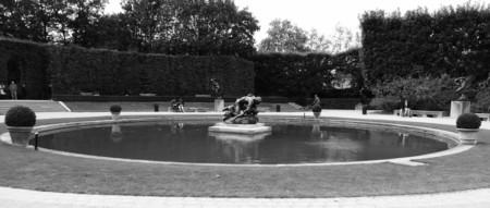 Museo Rodin París jardines