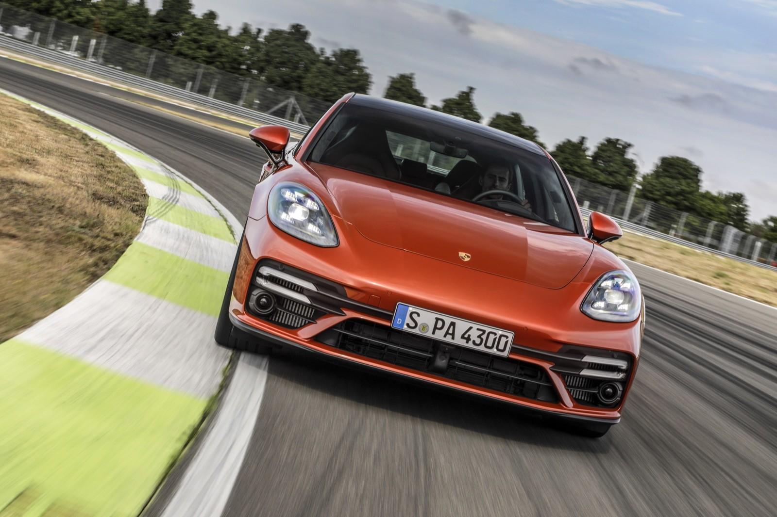 Foto de Porsche Panamera 2021 (7/57)